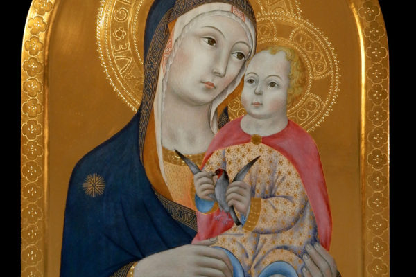 «Mother of God with Child»